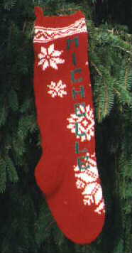 Norwegian Stocking